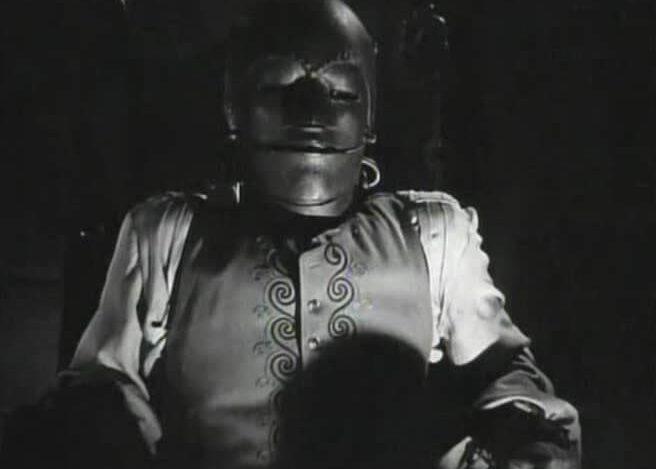 ПостерЧеловек в жедезной маске