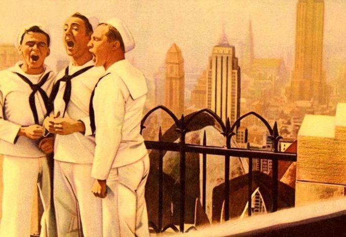 Постер к фильму Увольнение в горо